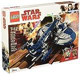 LEGO Star Wars General Grievous ' Combat Speeder 75199建物キット( 157Piece )