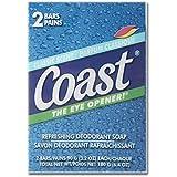コースト(Coast) 石けんパシフィックフォース2個入り×12パック(24個)