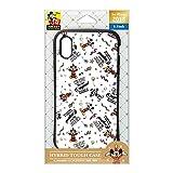 Premium Style iPhone XR ハイブリッドタフケース ミッキーマウスマウス/ホワイト