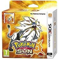 Pokemon Sun: Edicion Especial ポケットモンスター サン 限定版 (輸入版:スペイン) [並行輸入品]