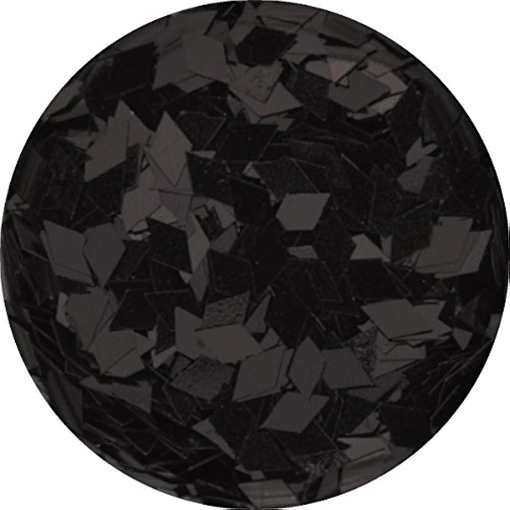 達成最初に保証するひし形 ダイヤ型 ホログラム 選べる12色 (06.ブラック)