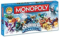 Skylanders Monopoly Board Game [並行輸入品]