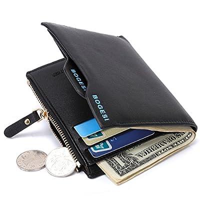 Money Bag Wallet Men Wallets Purse Short Male Clutch Leather Wallet