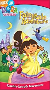 Dora's Fairytale Adventure [VHS] [Import]