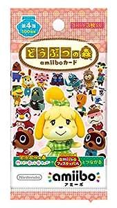 どうぶつの森amiiboカード 第4弾 (1パック単品) [video game]