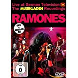 RAMONES - LIVE AT GERMAN TELEVISION -DVD- (2 DVD)