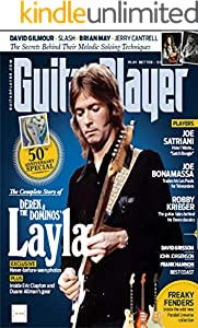 Guitar Player (English Edition)