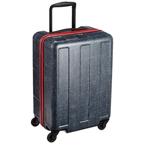 [プラスワン] PLUS ONE 軽量スーツケース ブーン 40L 2.5kg 機内持込可 シューズケース2個付き 119-49D One Wash (ワンウォッシュ)