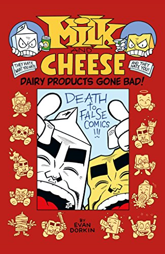Milk and Cheese: Dairy Product...