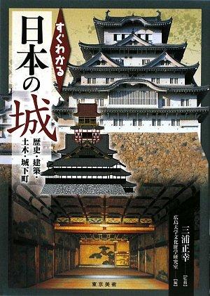 すぐわかる日本の城―歴史・建築・土木・城下町
