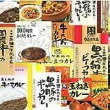 レトルトカレーなどの訳あり福袋セット (¥ 3,240)
