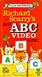 Richard Scarry - Best ABC Video Ever [VHS] [Import]