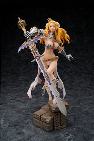 Code of Princess : Warrior Princess Solange 1/7 Scale PVC Figure >> Empty Web Shop Limited (Charactor Designed by Nishimura Kinu) [並行輸入品]