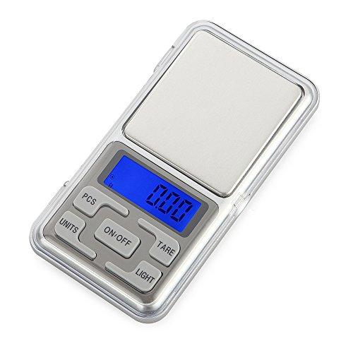 [해외]WYBAN 휴대 타입 포켓 디지털 저울 (저울) 0.01g-500g 정확한 ...