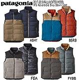 Patagonia レディース ダウン PATAGONIA M'S REVERSIBLE VIBY DOWN VEST パタゴニア メンズ・リバーシブル・ビビー・ダウン・ベスト 2017-2018 FALL/WINTER MODEL
