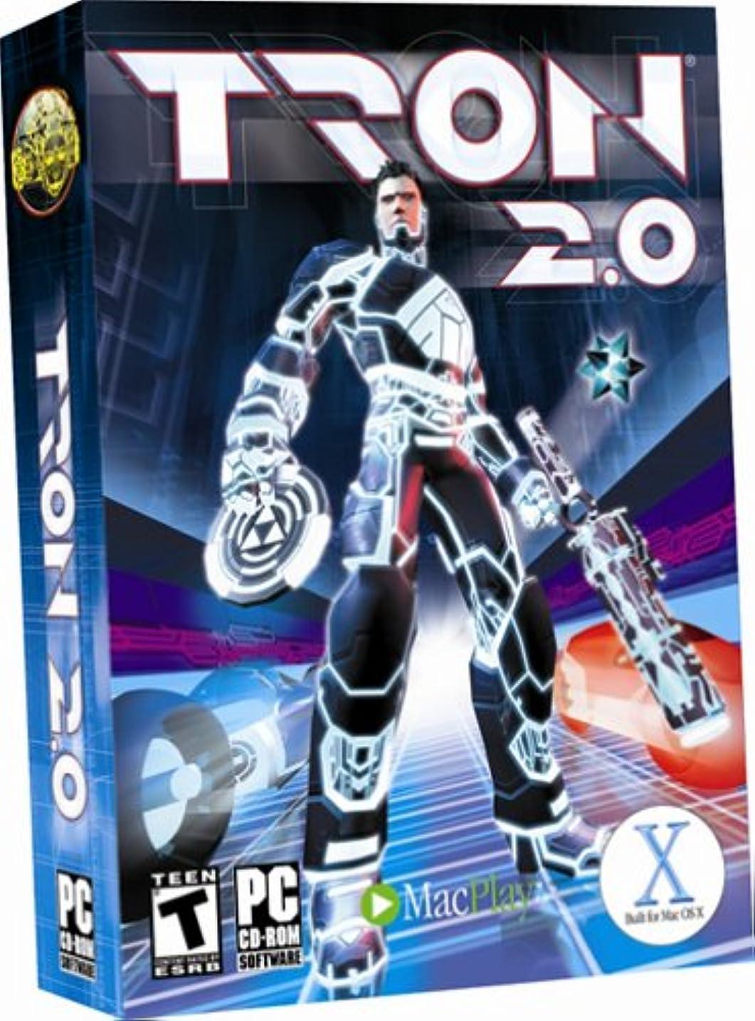 引き算豊富にご注意Tron 2.0 (Mac) (輸入版)