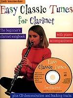 Easy Classic Tunes for Clarinet: P{iano Accompaniment