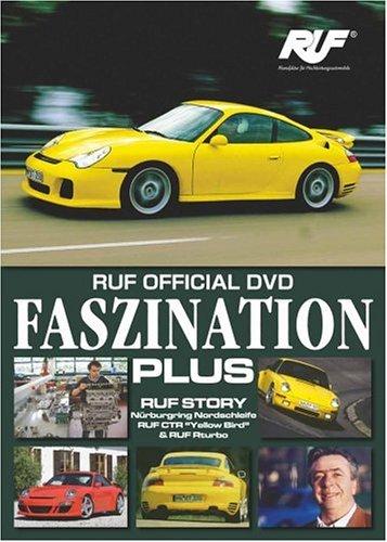 RUF社オフィシャルDVD ファシネーション・プラス 世界最速のポルシェ