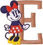 パイオニア アルファベット ワッペン ディズニー ミニーマウス MY4001-MY307