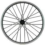 DAHON(ダホン) 20インチ フロントホイールセット 28H [Vybe D7用] ブラック
