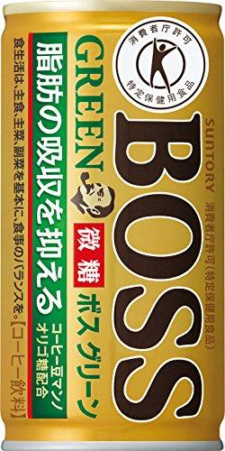ボス グリーン 185g ×30本