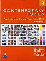Contemporary Topics Level 3 (3E) Student Book