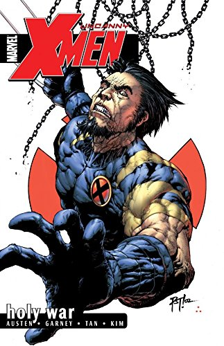 Download Uncanny X-Men Vol. 3: Holy War (Uncanny X-Men (1963-2011)) (English Edition) B01EZ6RMD2