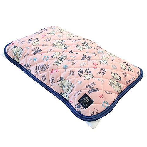 [해외]접촉 냉감 베개 패드 약 43 × 63cm 서늘한 접촉 냉감 선택할 수있는 2 색 통째로 빠는 일 OK 베개 패드 베개 패드/Contact cold feeling pillow pad about 43 × 63 cm cool touch feeling 2 colors to wash OK Pillow pad Pillow pad