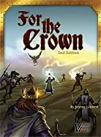 For the Crown - Fantasy Deckbuilding boxed board game by Victory Point Games
