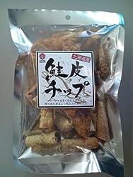江戸屋 鮭皮チップ 31g×10袋