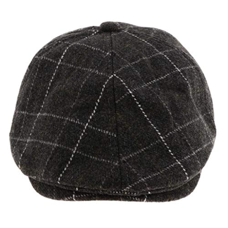 Baoblaze 子供 ベレー帽 帽子 キャップ アウトドア ハンチング フラットキャップ かわいい 全4色