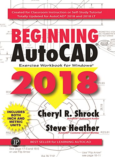 Download Beginning Autocad 2018: Exercise 0831136154