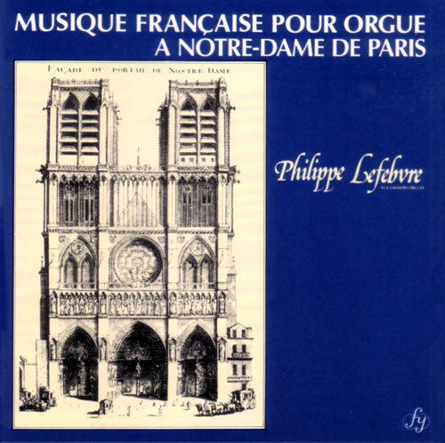 French Music for Organ