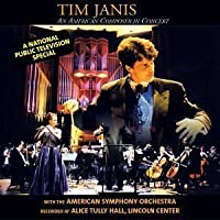 An American Composer in Concert by Tim Janis (2001-10-23)
