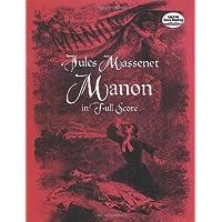 Massenet: Manon in Full Score
