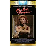 Miss Sadie Thompson [VHS] [Import]