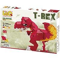 LaQ ラキュー Dinosaur World ダイナソーワールド T-Rex ティーレックス 300pcs+4pcs