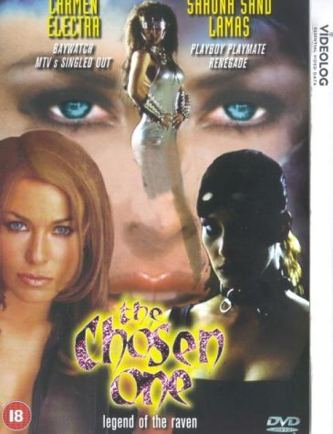 The Chosen One - Legend Of The Raven [DVD] by Carmen Electra