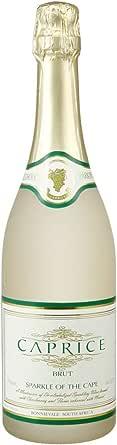 カプリース ノンアルコールスパークリングワイン 瓶 750ml