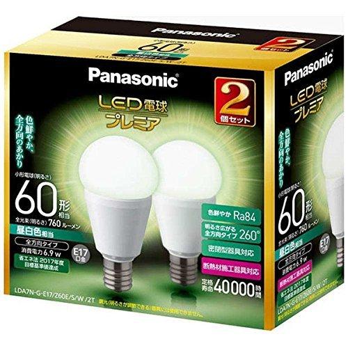 パナソニック LED電球 「LED電球プレミア」(小型電球形...