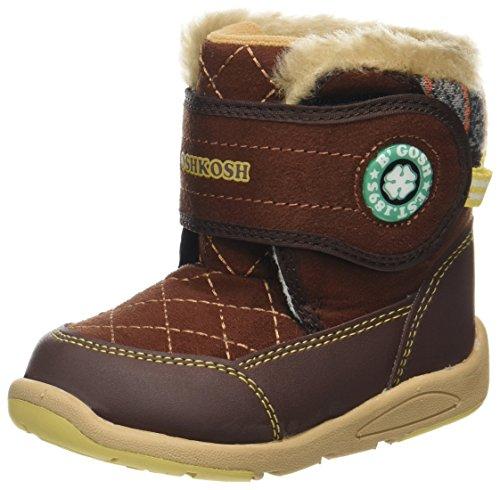 [オシュコシュ] 防寒ブーツ  OSK WB138 ブラウン ブラウン 12.5 2E