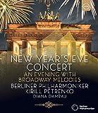 ジルベスターコンサート2019 ~ ブロードウェイ・メロディ / ベルリン・フィルハーモニー管弦楽団   キリル・ペトレンコ   ディアナ・ダムラウ (New Year's Eve Concert 2019 / Berliner Philharmoniker   Kirill Petrenko) [Blu-ray] [Import] [Live] [日本語帯・解説付]