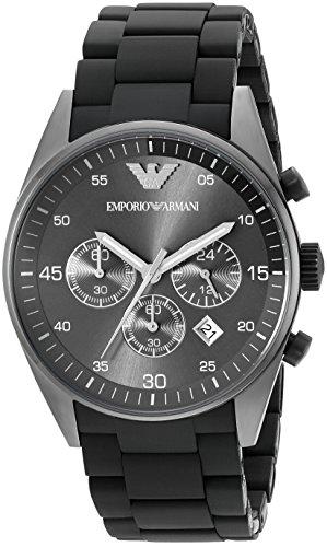エンポリオ アルマーニ EMPORIO ARMANI クロノグラフ 腕時計 AR5889