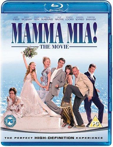 Mamma Mia! [Blu-ray] [Import]