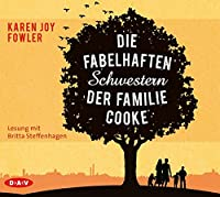 Die fabelhaften Schwestern der Familie Cooke: Lesung mit Britta Steffenhagen