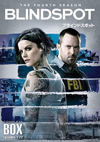 ブラインドスポット 4th シーズン DVD コンプリート・ボックス (1~22話・4枚組)