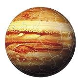 3D球体パズル 60ピース 木星儀 -THE JUPITER- (直径約7.6cm)