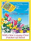 With One Lousy Free Packet of Seed: Stories From the Lynne Truss Omnibus (Wheeler Large Print Book Series)