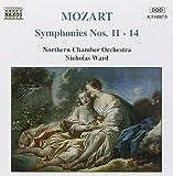 Symphonies 11-14 by W.A. Mozart (2013-05-03)
