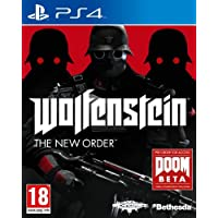 Wolfenstein: The New Order (PS4) by Bethesda [並行輸入品]